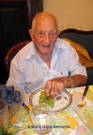 Alberto Granado a Crescentino (Vercelli) nel settembre del 2007