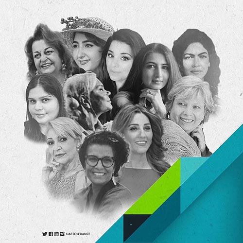 Women artists_mother's day_ United Arab Emirates